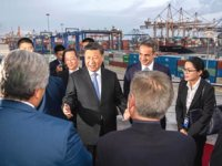 Yunanistan, Pire Limanı'nı Kuşak ve Yol'un örnek projesi yapacak