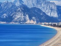 Antalya'da deniz suyu numune sonuçları temiz çıktı