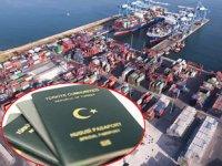 10 bin ihracatçıya daha yeşil pasaport imkanı doğdu