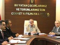 Antalya'da Deniz Çöpleri İl Eylem Planı Komisyon Toplantısı yapıldı