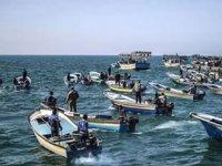 İsrail, Filistinli balıkçıların Gazze Şeridi'nde avlanmasını yasakladı