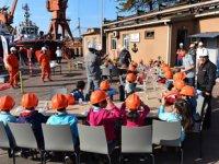 Erdemir Limanı'nda 'Acil Müdahale Tatbikatı' gerçekleştirildi