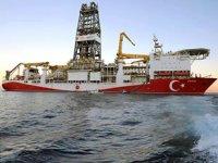 Fatih Gemisi, Doğu Akdeniz'de yeni sondaj faaliyetine başladı