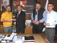 Aksaray'da 'Amatör Denizci Belgesi Eğitimleri' verildi