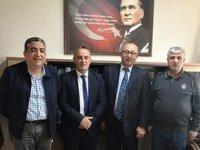 Deniz Ticareti Genel Müdürü Halil Yıldız, Hopa Liman Başkanlığı'nı ziyaret etti