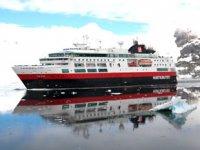 Hurtigruten, biyodizel yakıtını denemeye başladı