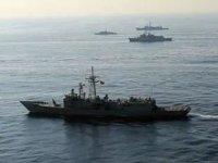 Suudi Arabistan ve Çin, 'Mavi Kılıç 2019 Ortak Deniz Tatbikatı'na başladı