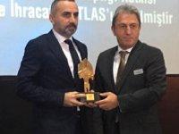 Yeşilyurt Limanı, 'Lojistiğe Katkı Ödülü'ne layık görüldü