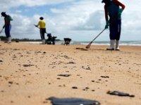 Brezilya kıyılarında petrol sızıntısı alarmı verildi