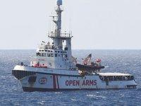 Open Arms gemisinin İtalya'ya girişini yasaklayan Matteo Salvini hakkında soruşturma başlatıldı