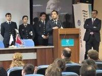 RTEÜ Turgut Kıran Denizcilik Fakültesi, IX. Kariyer Günleri'nde Arkas Denizcilik'i ağırladı