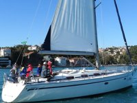 'Deniz Cadıları' yelken takımı, denizlere kafa tutuyor