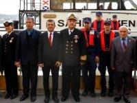 Tayfun Paşaoğlu, Ziya Kalkavan Lisesi'ne ziyaret etti