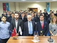 RTEÜ Turgut Kıran Denizcilik Fakültesi, Serdar Gür'ü ağırladı