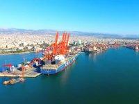 Mersin Limanı'na 2018'de 4 bin 257 gemi yanaştı