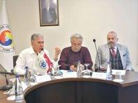 İMEAK DTO Antalya Şubesi, çekek yeri sorununu çözmeye odaklandı