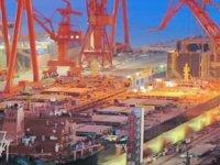 Çin Gemi İnşa Endüstrisi Şirketi, Pekin'de açıldı