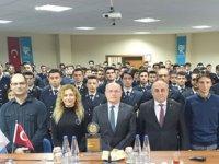 RTEÜ Turgut Kıran Denizcilik Fakültesi Kariyer Günleri'nin konuğu YA-SA Denizcilik oldu