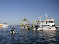 Enez'in 8 bin 500 yıllık tarihi su altına batırıldı