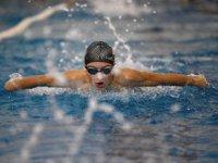Geleceğin milli yüzücüleri Osmangazi'de yetişiyor