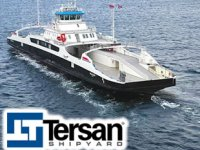 Tersan Tersanesi, FJORD1 AS'ye 6. feribot Eresford'u teslim etti