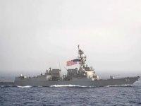 ABD, Umman Denizi'nde gelişmiş füze parçaları ele geçirdi