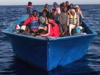 Moritanya'da tekne alabora oldu: 57 ölü