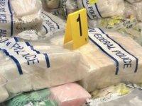 Kargo gemisinde 1 milyar dolarlık uyuşturucu madde ele geçirildi