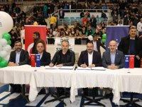 BUDO, Gemlik Basketbol Kulübü'ne sponsor oldu