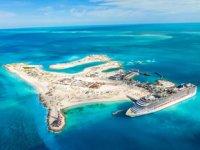 MSC Cruises'ın özel adası Ocean Cay MSC Marine Reserve, ilk misafirlerini karşıladı