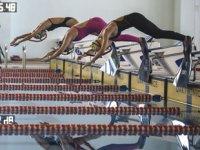 Türkiye Paletli Yüzme Bireysel Açık Yaş Kış Şampiyonası sona erdi