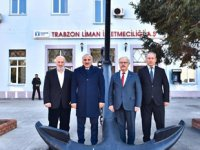 Trabzon Büyükşehir Belediyesi, 'liman' için harekete geçti