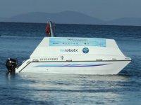 Denizlerin temizliği 'Robot Doris'ten sorulacak