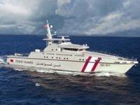 ARES Tersanesi, Umman'a ARES 85 Hercules devriye botunu teslim etti