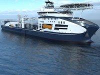 'Leonardo Da Vinci' gemisinin kabloları Türkiye'de üretilecek