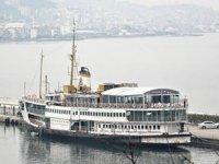 Gemi otelde kalmak için dünyanın her yerinden geliyorlar