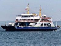 Gestaş'ın 'Lapseki' isimli gemisi bakımdan geçti