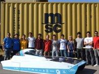 MSC ve Medlog, Solaris Güneş Arabaları Ekibi'ne tam destek verdi