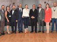 DEFMED'in 'Yeni Yıla Merhaba Yemeği' gerçekleştirildi