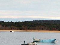 Terkos Gölü'nde kayık alabora oldu: 2 kişi kayıp