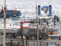 Rusya, teknelerine el koyduğu Japon balıkçılara para cezası verecek
