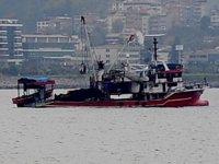 Zonguldaklı balıkçılar ağlarını Doğu Karadeniz'de atmaya başladı