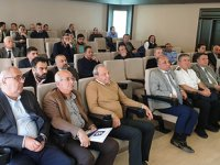 İskenderun Körfezi'nde Gemi Trafiği Bilgilendirme Toplantısı yapıldı