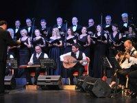 Denizciler Korosu ikinci konserini yarın veriyor
