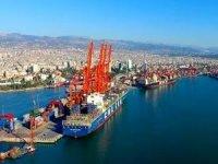 Mersin Uluslararası Limanı, iş hacmiyle lider oldu