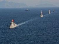 Milli Savunma Bakanlığı duyurdu: 2 fırkateyn Cezayir'e gidiyor