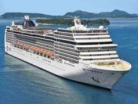 MSC Cruises'un ikinci dünya turu başladı