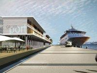 Galataport'a ilk gemi 5 Nisan 2020'de yanaşacak
