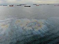 Marmara Denizi'nde kirlilik uyarısı