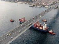 İstanbul Boğazı'ndan 13 yılda, 628 bin gemi geçti